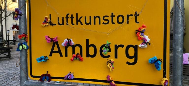 Noch mehr Schmetterlinge fliegen – Hotspot in Amberg